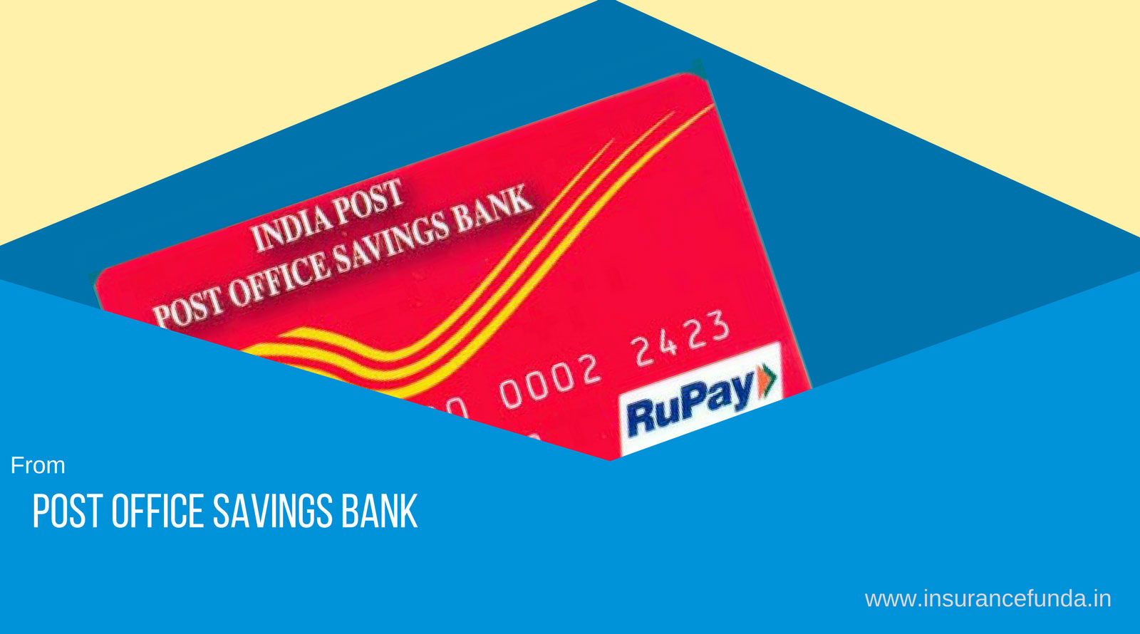 Post office savings bank india post download pdf - Post office investment account interest rates ...